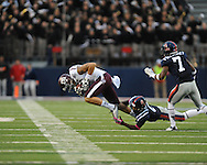 Ole Miss vs. Texas A&M in Oxford, Miss. on Saturday, October 6, 2012. Texas A&M won 30-27...
