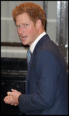 SEP 11 2013 Prince Harry- WellChild Awards