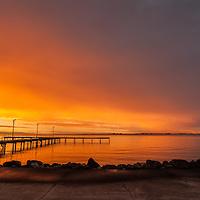 http://Duncan.co/fishing-pier-at-sunset-2