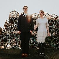 Meet the Makers ~ Jo & Jeff's La Rosa Hotel Whitby Wedding