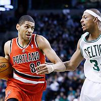 11-30 Trail Blazers at Celtics