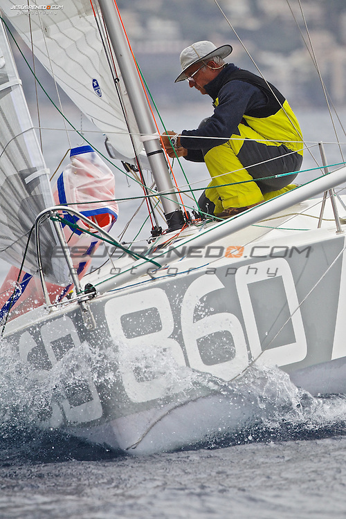 Mini 6.50 , Argo 650, first sailing tests in Mallorca, May 2014