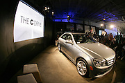 Be among the first to experience the all-new 2008 C-Class -- and be treated to a lifestyle experience blending design, performance, and technology that could only come from Mercedes-Benz -- at The C Drive...Guests of The C Drive are invited to unique venues to take the aggressive C-Sport Sedan and the well appointed C-Luxury Sedan for a street drive and a closed-course performance drive. Both are designed to showcase the outstanding performance characteristics and wide range of standard features the new C-Class has to offer...You'll also see an innovative multimedia presentation that demonstrates how the 2008 C-Class takes the Mercedes-Benz commitment to high style, performance, and technology to new levels. Indeed, the all-new 2008 C-Class was built to redefine the entire segment. And your expectations..