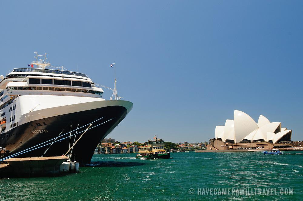 sydney ships - photo#9