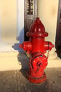 Fire hydrant in Cojimar, Playas del Este, Havana, Cuba.