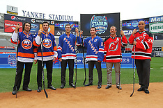 August 8, 2013: NHL Stadium Series Press Conference