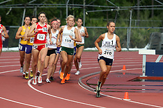 Womens 3000 Meter Steeplechase