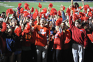 """Filming of a new """"Feed Moncrief"""" video at Vaught-Hemingway Stadium in Oxford, Miss. on Thursday, December 6, 2012."""