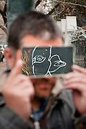 """Guillermo Calderon es un destacado Director de Teatro Chileno que con cuatro montajes (""""Neva"""", """"Clase"""", """"Diciembre"""" y """"Villa+discurso""""), se convirtió en el dramaturgo y director chileno más exitoso internacionalmente, llegando a presentarlas en más de 30 países. Santiago de Chile. 09-07-2013 (©Alvaro de la Fuente/Triple.cl)"""