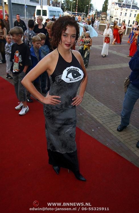Premiere Alladin, Katja Schuurman