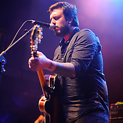 Washington, D.C. - May 31, 2010:  Justin Jones performs at the 30th Anniversary concert at the legendary 9:30 Club. (Photo by Kyle Gustafson/For The Washington Post)