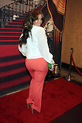 May 18, 2012 -New York, NY-United States:  Recording Artist/Somaya Reece attends the Lil' Kim performance as part of her ' Return of the Queen Tour ' held at Paradise Theater on May 18, 2012 in the Bronx, NY. Consistently recognized as a trailblazing Female MC, Lil'Kim has been a member of the clic, Junior MAFIA, headed by the late Notorious B.I.G. and has released 3 RIAA certified platinum albums to date. (Photo by Terrence Jennings)