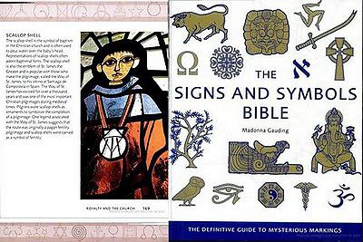 Book Interior Photo Use <br /> The Signs and Symbols Bible<br /> USA