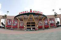 May 5, 2007:  as the Chicago White Sox played the Los Angeles Angels of Anaheim at Anaheim Stadium in Anaheim, CA.