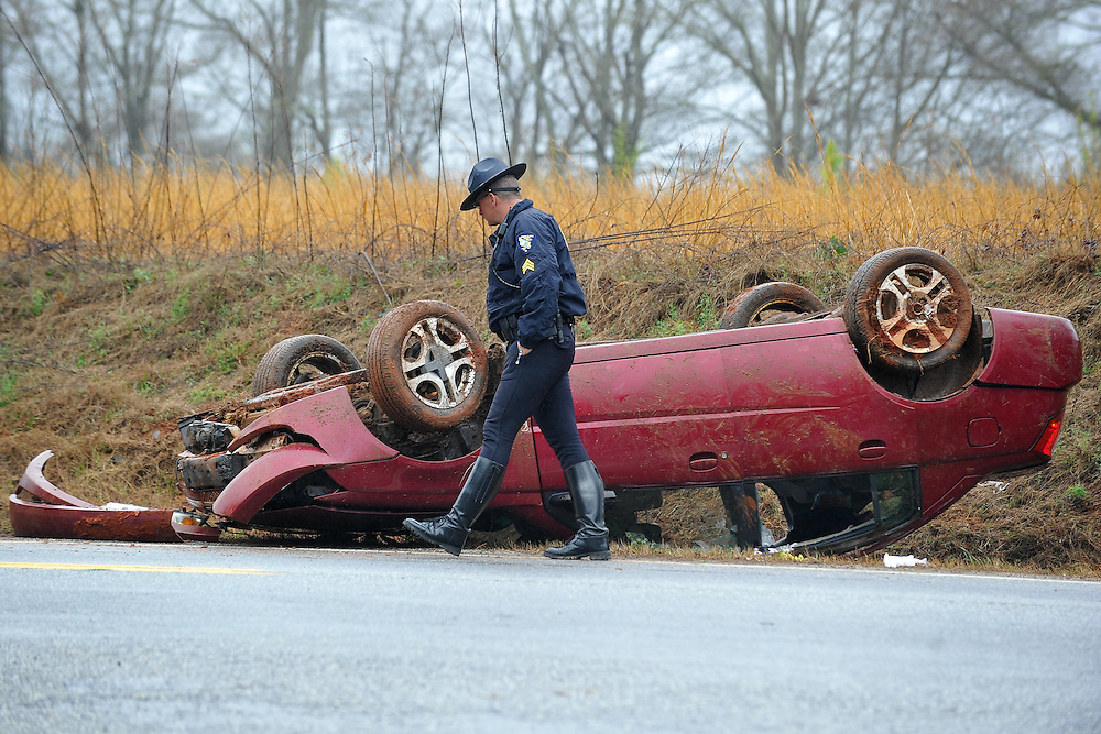 Athens Car Accident