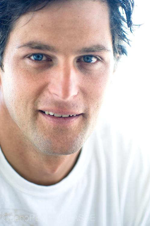 Todd Richards portrait
