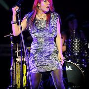 Allison Iraheta, Glam Nation Tour 2010