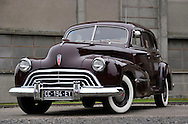 07/01/13 - ENNEZAT - PUY DE DOME - FRANCE - Essais OLDSMOBILE 66 de 1946 - Photo Jerome CHABANNE