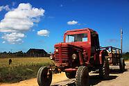 Cuban Tractors