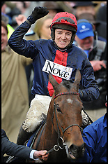 MAR 15 2013 Bobs Worth Wins Cheltenham Gold Cup