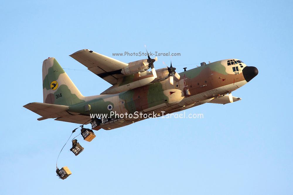 IAF C-130 Hercules | PhotoStock-Israel Licensed stock ...