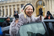 Soo Joo Park After Chanel Couture SS2017