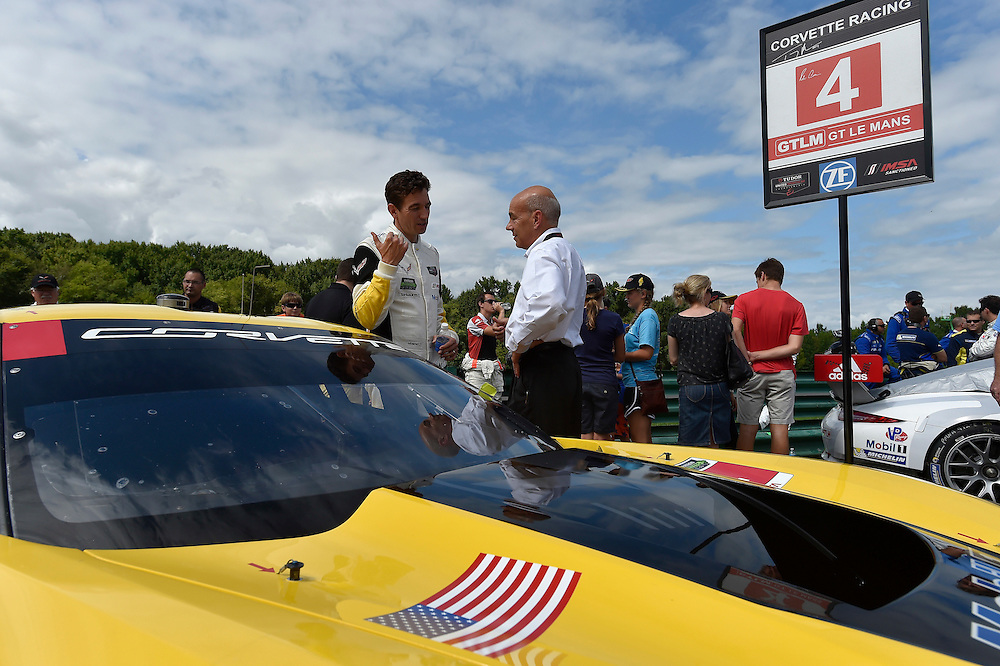22-24 August 2014, Alton, Virginia USA<br /> 4, Chevrolet, Corvette C7.R, GTLM, Oliver Gavin, Scott Atherton<br /> &copy;2014, Scott R LePage <br /> LAT Photo USA