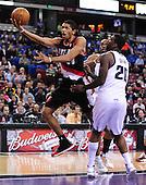 20100312 - Portland Trail Blazers @ Sacramento Kings