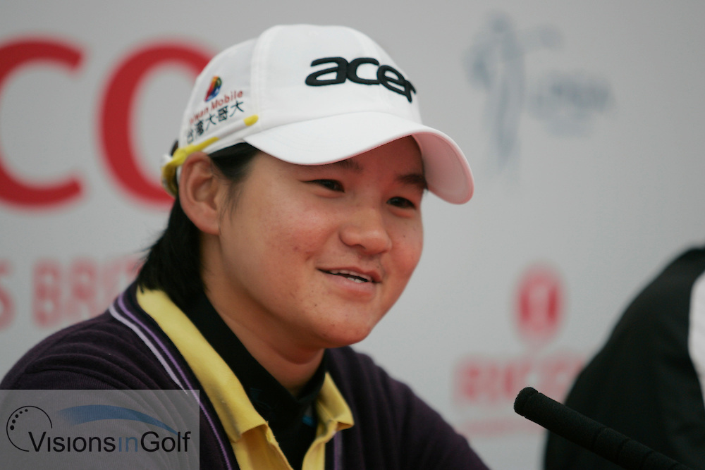 Yani Tseng<br /> Ricoh Womens British Open 2012<br /> Picture Credit: Mark Newcombe  / www.visionsingolf.com