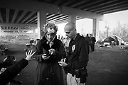 Faced with the dilemma of a growing homeless population living in dozens of camps on the outskirts of downtown, the Savannah Metro Police Department has tasked one officer to act as a homeless camp liaison. Metro Police Officer Tom Gentner's job is to act as a mediator, facilitator and enforcer to hundreds of unsheltered homeless.