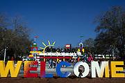 The new theme park Legoland in Whitehaven, Florida on February 11, 2012.