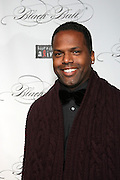 """December 6, 2012- New York, NY: On-Air Personality AJ Calloway attends the ' Keep A Child Alive Black Ball """" Redux """" 2012 ' held at the Apollo Theater on December 6, 2012 in Harlem, New York City. The Benefit pays homage to Oprah Winfrey, Angelique Kidjo for their philanthropic contributions in Africa and worldwide and celebrates the power of woman and the promise of an AIDS-free Africa. (Terrence Jennings)"""