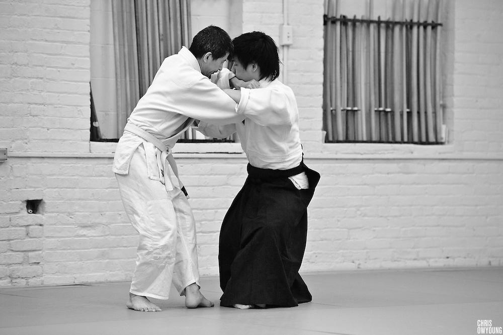 Yushinkan Daito-ryu Aikijujutsu Takumakai