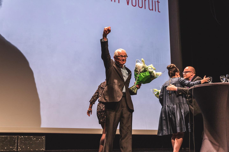 Film Fest Gent - Q&A Ken Loach - I, Daniel Blake