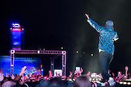 Kendrick Lamar at Air & Style LA at the Rose Bowl in Pasadena, CA. ©Brett Wilhelm/ESPN