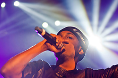 Kendrick Lamar live in London