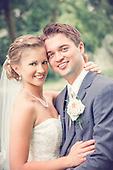 Sara & Will, Hauser Hall Wedding