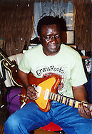 Djelimady Tounkara, Malian musician and one of the foremost guitarists in Africa