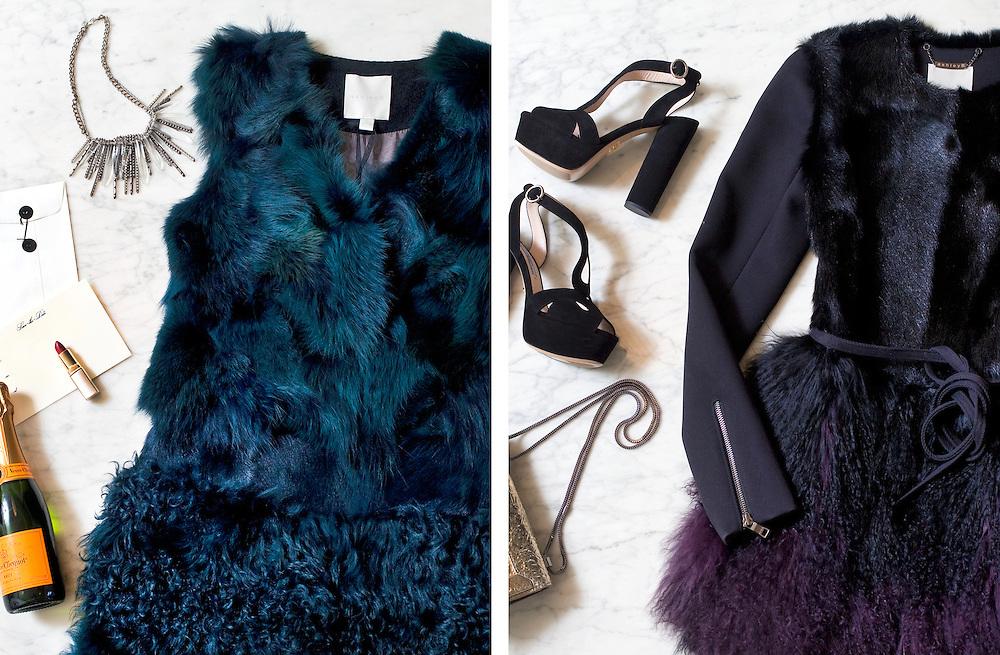 coats by Ashley B