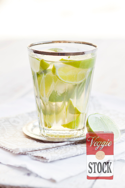 Dry July Drinks by Megan Young from the Veggies & Me food blog. Photos: Megan Young