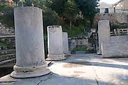 Greece, Athens, The Roman Agora