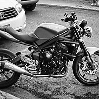 Triumph Speed Triple.