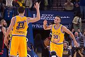 20151117 - Toronto Raptors @ Golden State Warriors