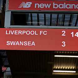 170121 Liverpool v Swansea