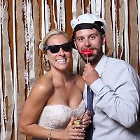 Katie&Blake Wedding Photo Booth