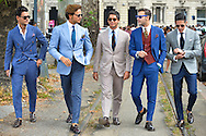 Five Guys, Outside Gucci SS2015
