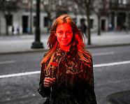 Portraits - April Portraits, people of the revolution