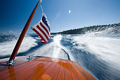 Tahoe wooden boats