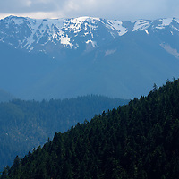 Olympic Mountains - Olympic National Park, WA