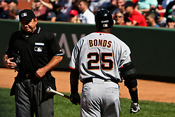 Barry Bonds, 2007.
